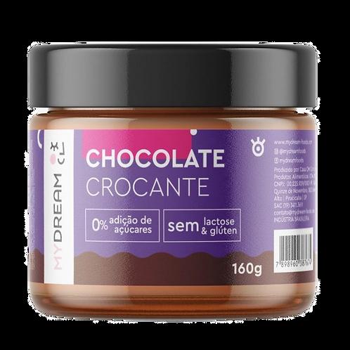 Chocolate Crocante Zero Glúten e Zero Lactose - My Dream