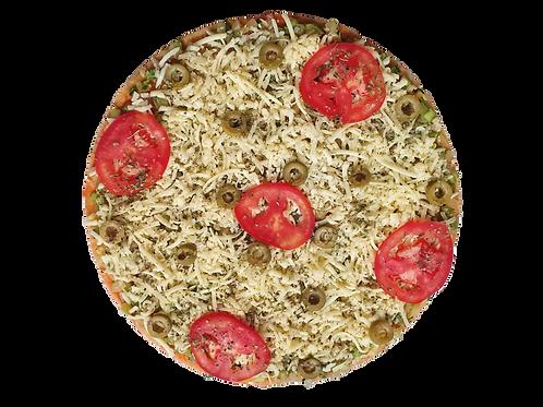 Pizza Grande de Abobrinha Low Carb (sob encomenda)