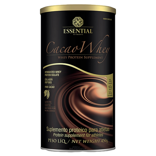 CacaoWhey 450g - ESSENTIAL