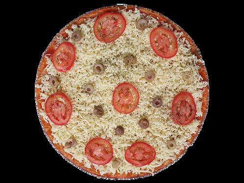 Pizza Grande de Mussarela Low Carb (sob encomenda)