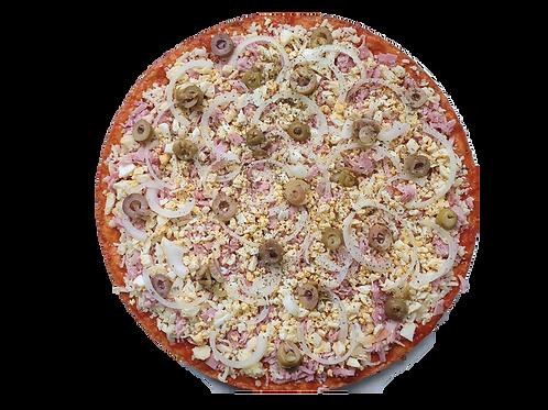Pizza Grande de Portuguesa Low Carb (sob encomenda)
