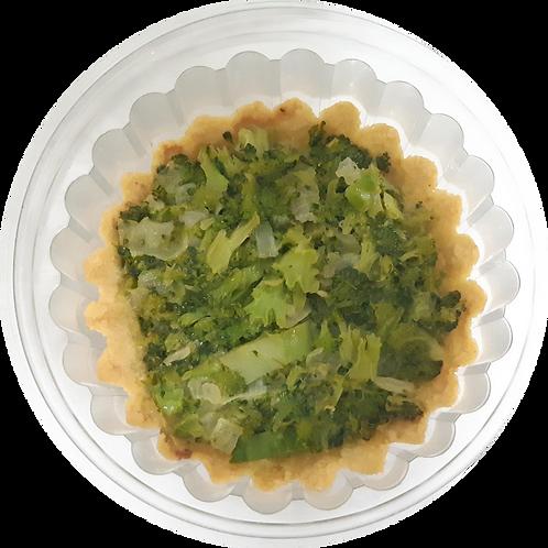 Quiche de brócolis