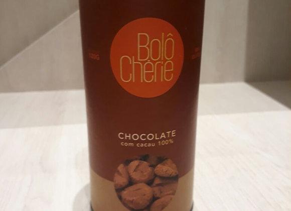 Biscoito de chocolate 100% cacau