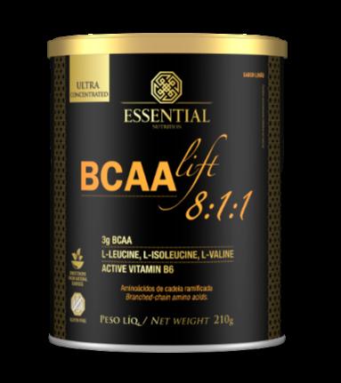 BCAA Lift Limão 210g - ESSENTIAL