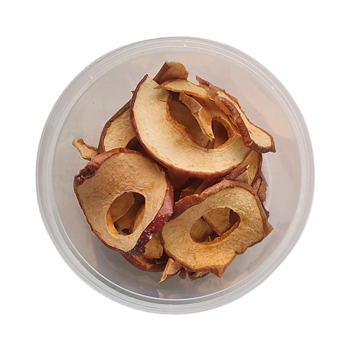 Chips de maçã desidratada sem açúcar 50g