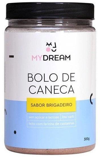 Bolo de Caneca - MY DREAM - Sabor Brigadeiro