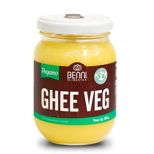 Manteiga GHEE Vegana