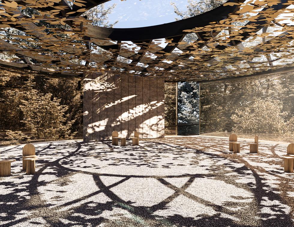Spiritual Center in Denmark