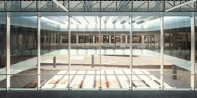 Competition_Archeological Museum of Sparta_FIRST PRIZE_MOR and EP Architects