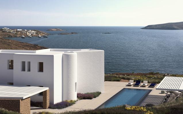 Beach Rocks Villas_Mykonos