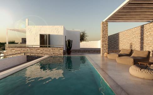 Mykonos Villas_MOR Architects