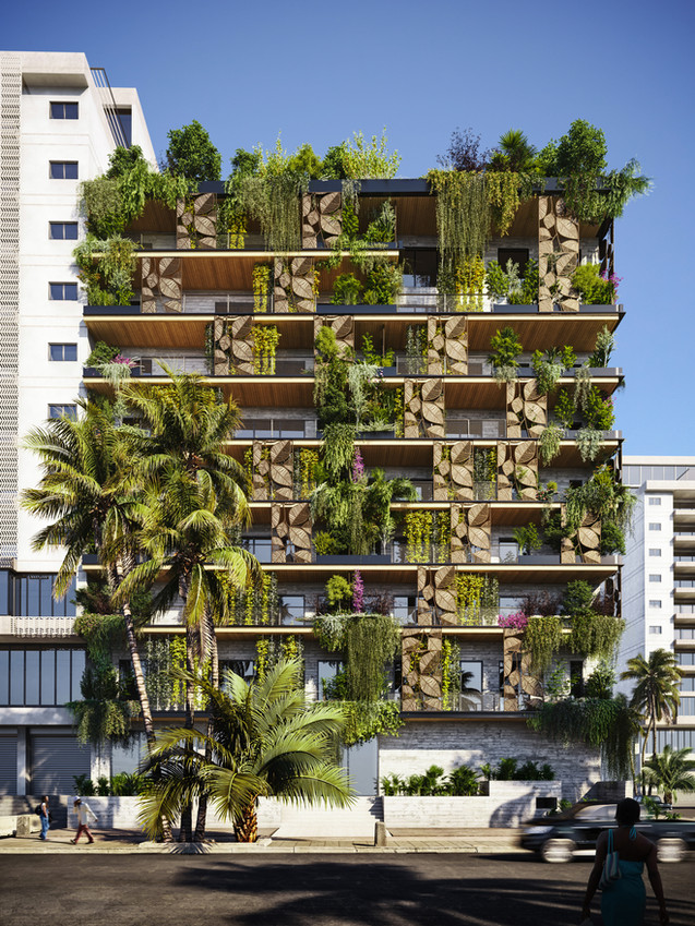 Green Building in Abidjan