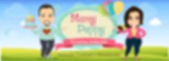 decoração provençal festa infantis sp logotipo mamy pappy eventos infantis