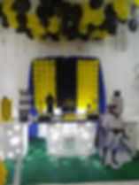 decoração-provençal-batma-salão-decorado-gas-helio-festa-julk-festa-batman