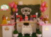 decoração provençal luxo princesas- coroa-de-princesa-sp-rosa-dourada-muro-ingles-mamy-pappy