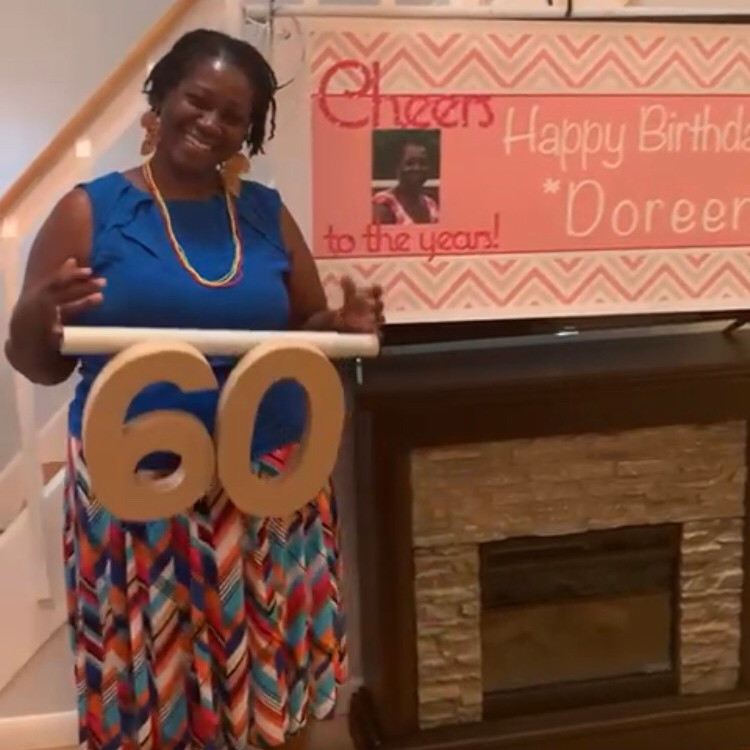 """Doreen's Surprise 60th Birthday Soirée: """"This Is Your Life, Doreen!"""""""