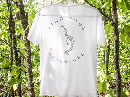 Ips Surf // Adventure Tee White