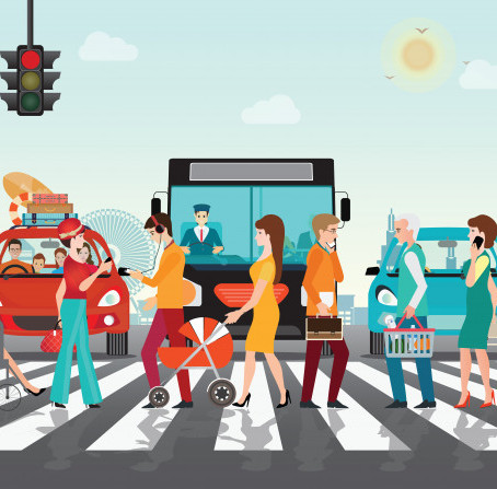 ROAD SAFETY: GREEN CROSS CODE