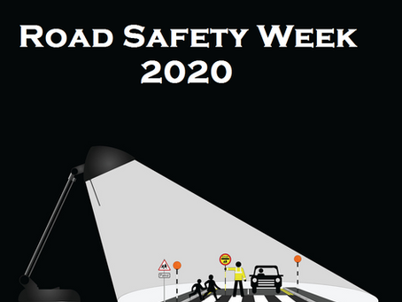 Everything you need to know about the Road Safety Week