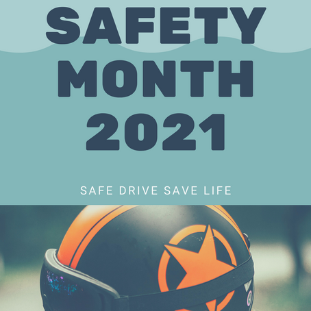 Road Safety Month 2021