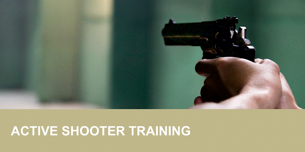 Active Shooter Neutralization & Abduction Training