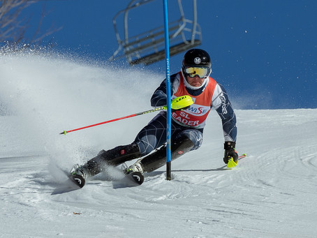 Arvidsson and Dlouhy win Midd SL Races