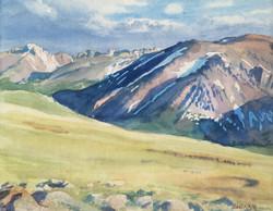 Along Trail Ridge