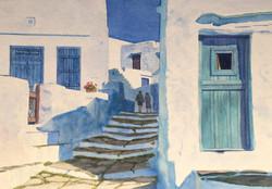 Greek Stairs