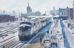 Albany Union Station