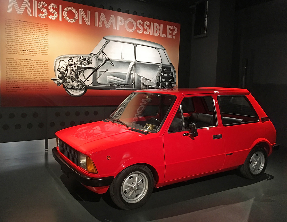 Innocenti Mini Bertone