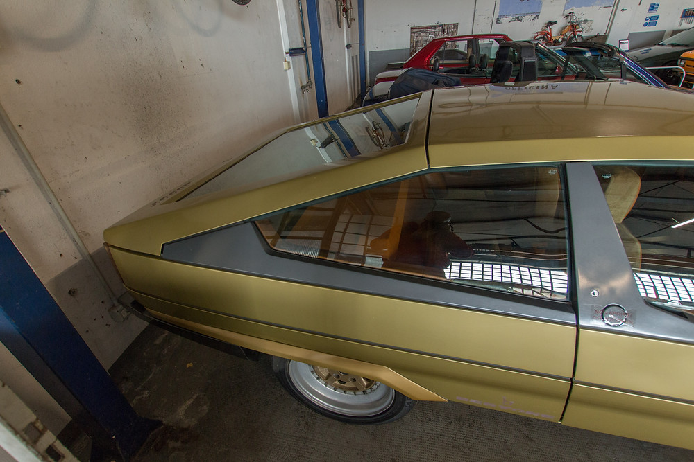 Jaguar Ascot Bertone