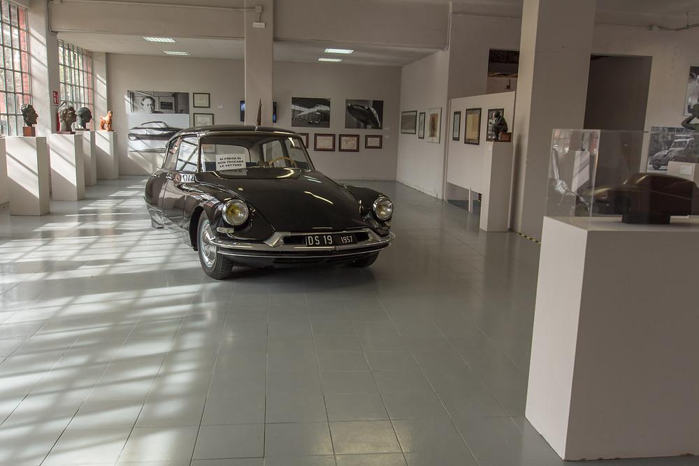 Flaminio Bertoni Museum Volandia