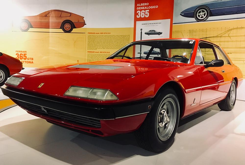 Rosso Fioravanti Ferrari