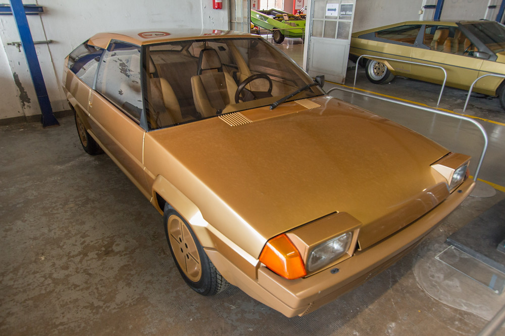 1979 Bertone Tundra