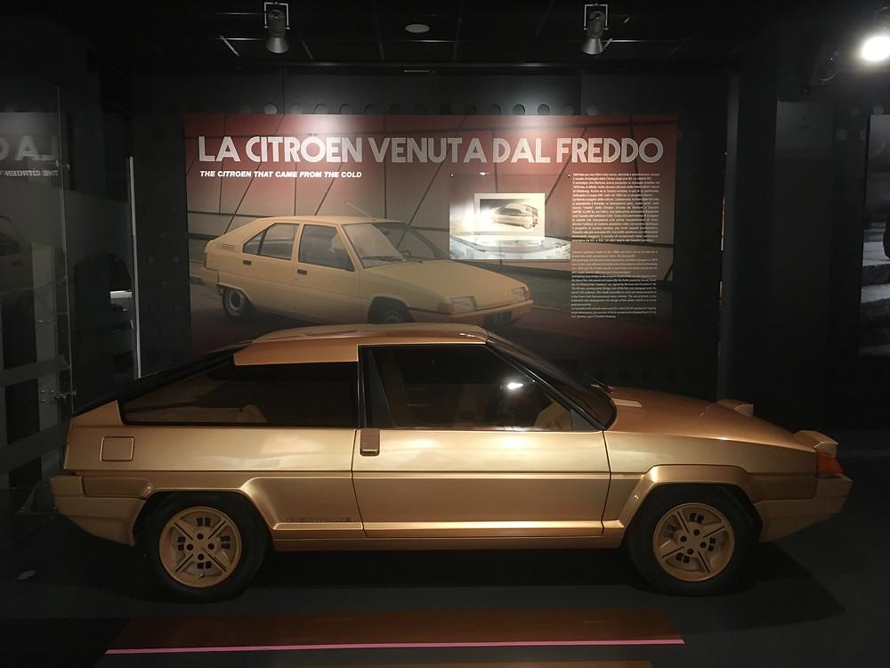 Bertone Tundra Volvo
