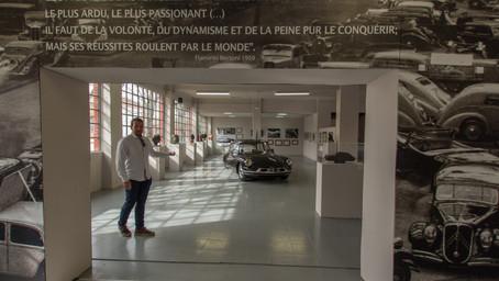 The Flaminio Bertoni Museum
