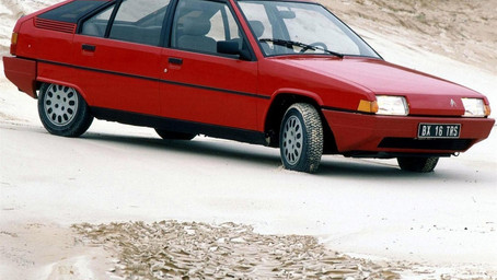 A love letter to the Citroen BX