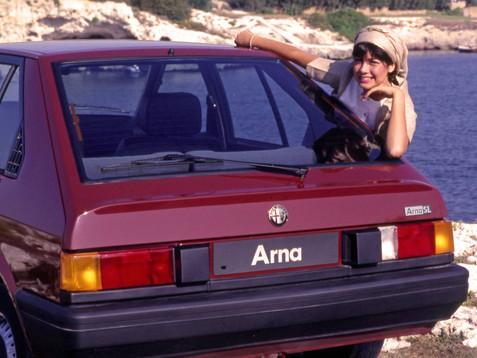 Book: Alfa Romeo Arna - The True Story 1980-1987
