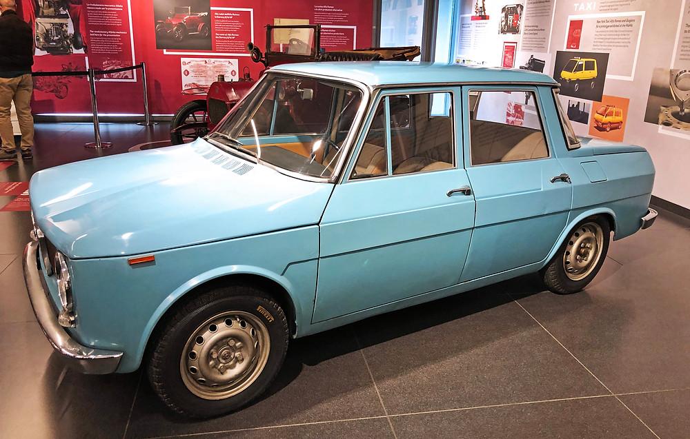 Alfa Romeo Tipo 103
