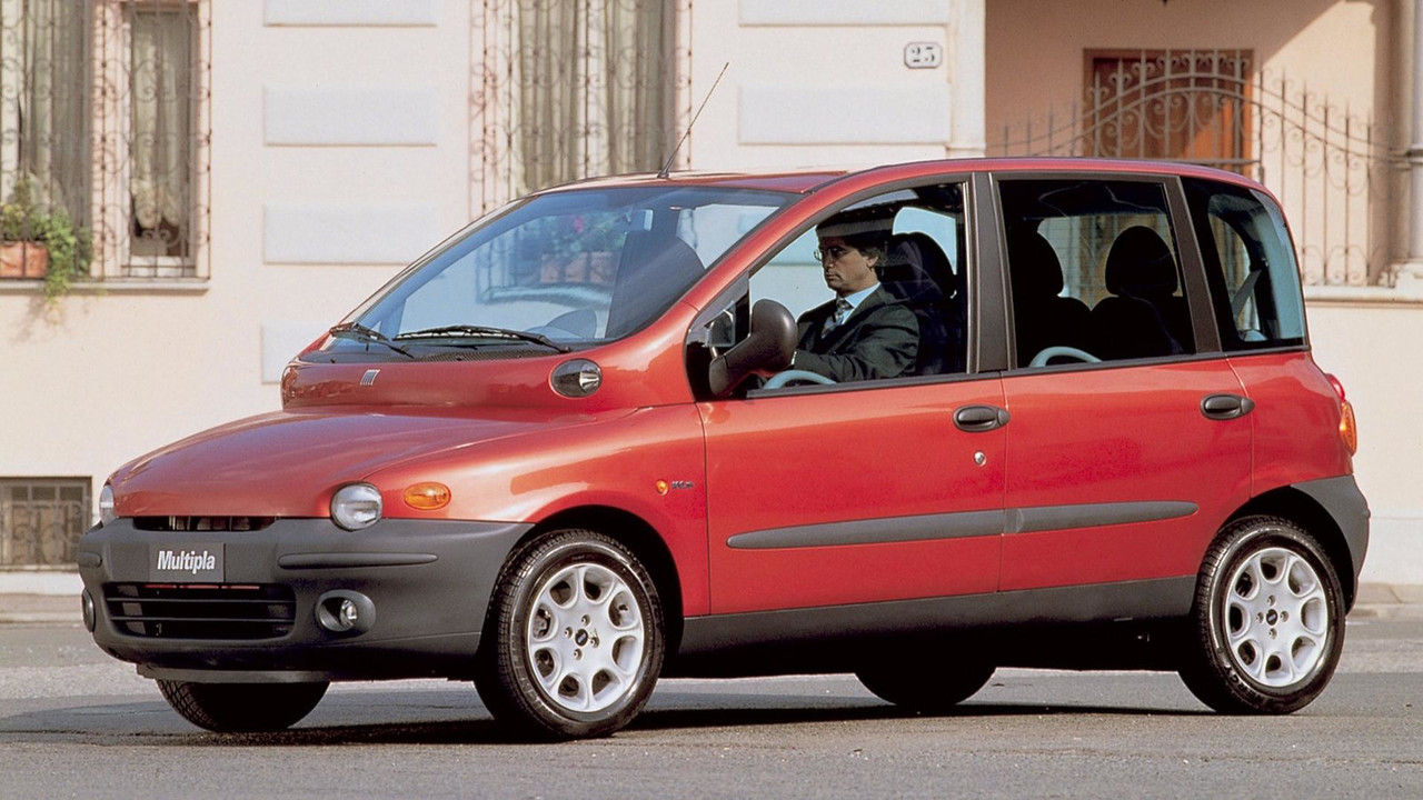 In Defense Of The Fiat Multipla