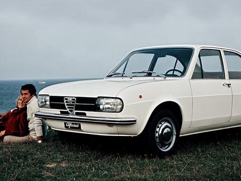 Book Review: Alfa Romeo Alfasud - The Complete Story