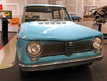 The Little Alfa That Never Was