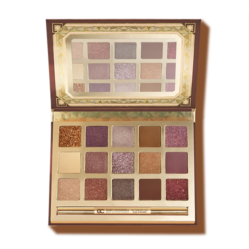 THE TIMELESS TWO EYESHADOW PALETTE