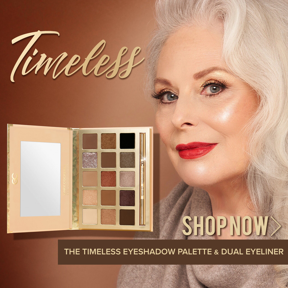 makeup timeless eyepalette