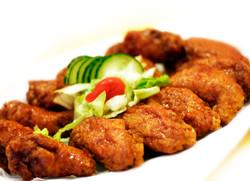 UFC-Korean-Fried-chicken-soygarlic