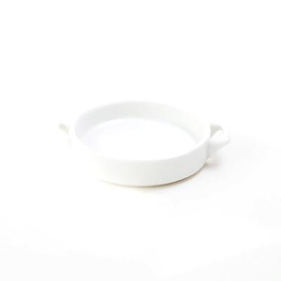 White ovenschotel