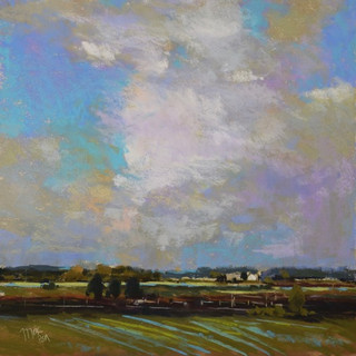 County Road Cloud (14x11)