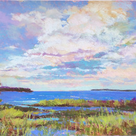 Clouds Over Moonlight Bay (SOLD)
