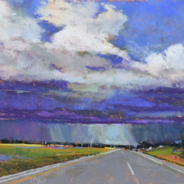 Chasing the Storm (SOLD)