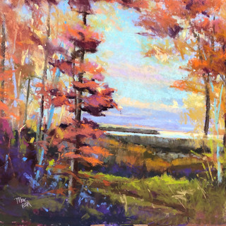 Fall on the Ice Age Trail (SOLD)